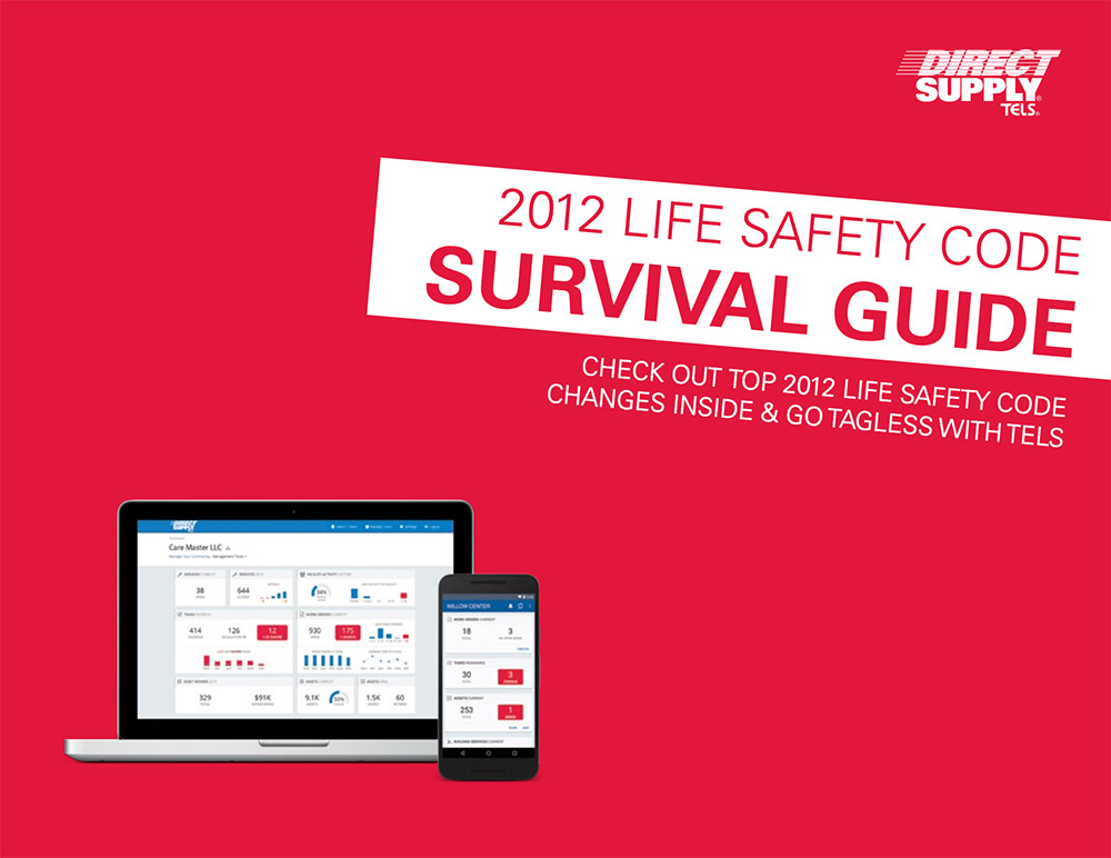 2012 life safety code survival guide