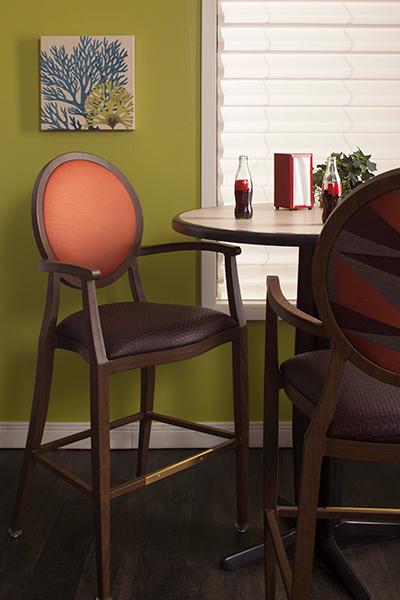 Maxwell Thomas Kellex Bethany dining chair