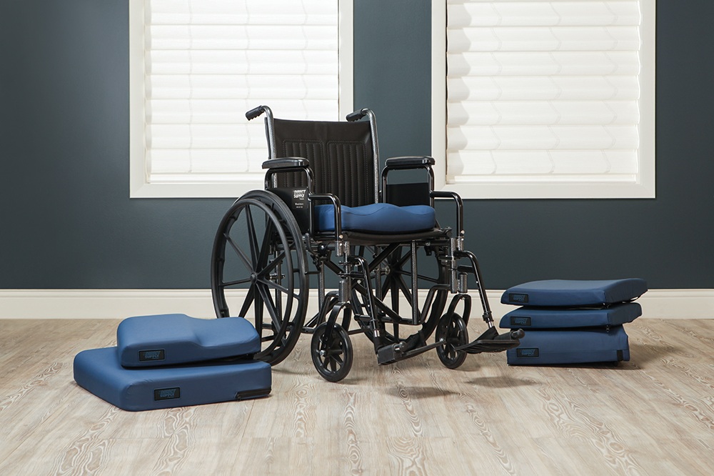 How to Choose the Perfect Wheelchair Cushion