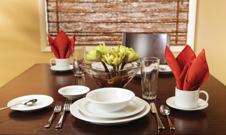 A Guide to Table Setting & Caring for Smallwares