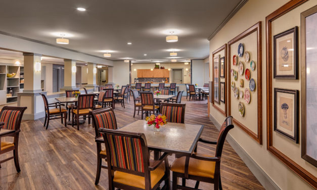 4 Ways to Improve Dining for Memory Care Residents