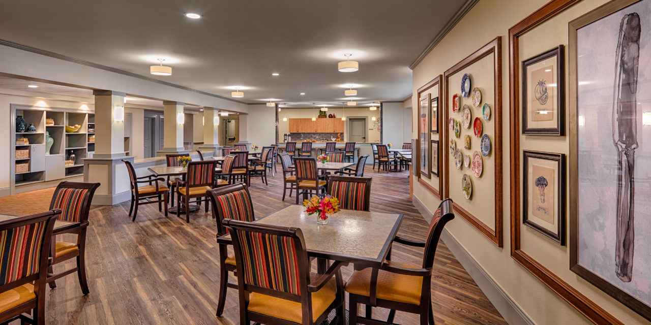 Improving Memory Care Dining