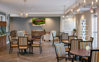 6 Tips for Designing Memory Care Spaces