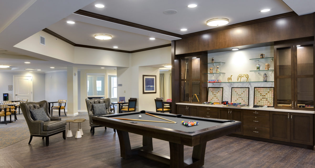 How Experiential Design is Changing Today's Senior Living Communities