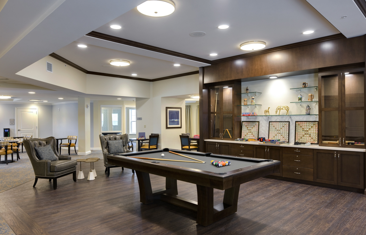 How Experiential Design is Changing Today's SeniorLivingCommunities
