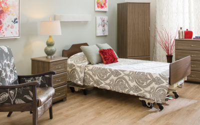 4 Tips for Creating Inviting Resident Bedrooms