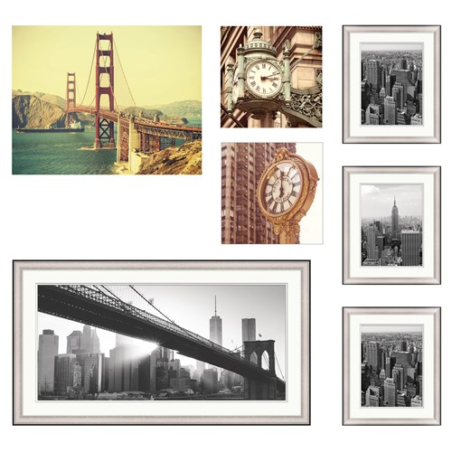 architectural themed wall art