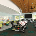 3 Tips for Attractive Rehabilitation Gym Design