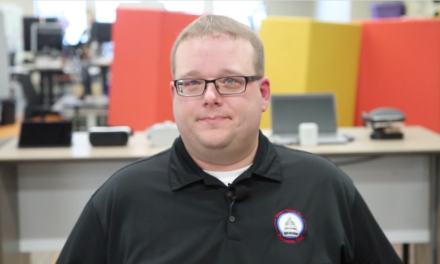 Justin Smith, Innovation and Technology Manager
