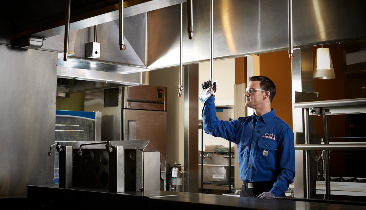 Fire Safety Code for Commercial Kitchens