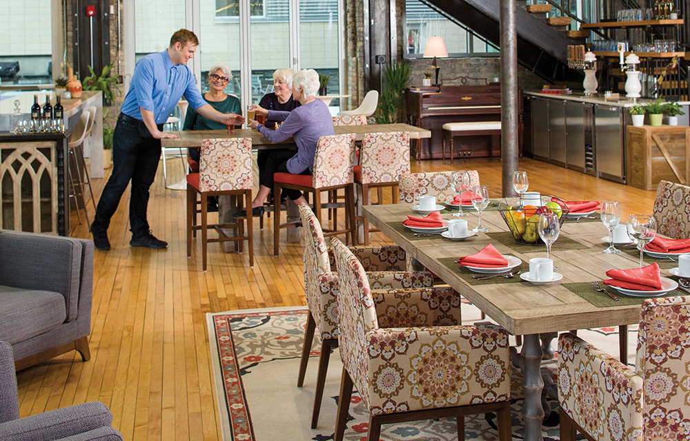 5 Ways to Boost Senior Living Engagementwith Experiential Design
