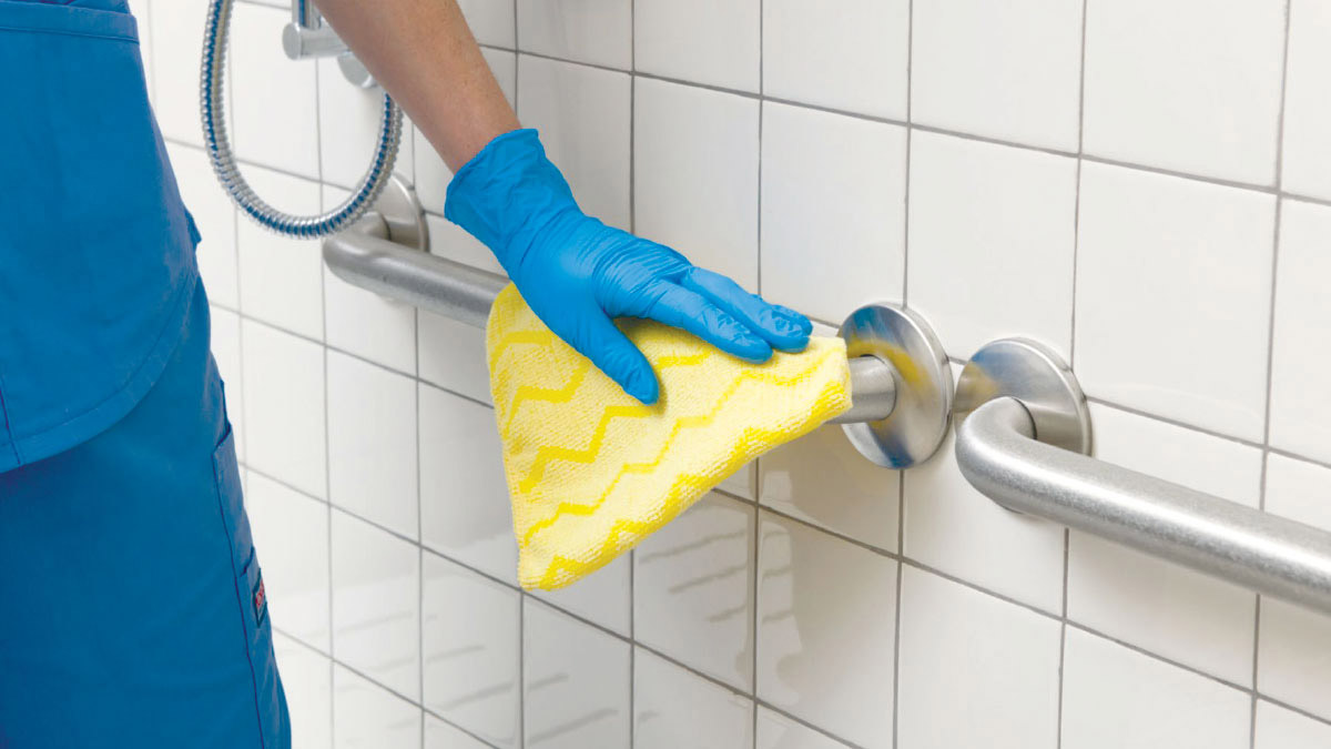 COVID-19 Tips: 4 Cleaning and Disinfecting Steps to Help Keep Residents Healthy