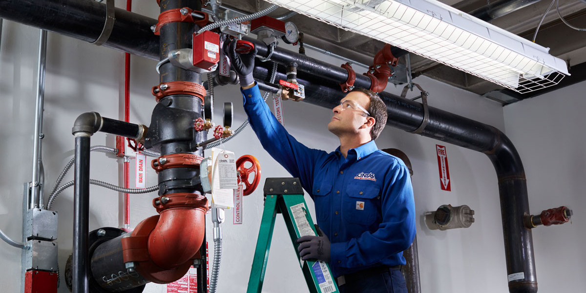 Webinar: Intro to NFPA 25 – Fire Sprinkler Testing, Inspections and Maintenance