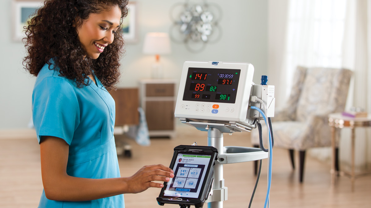 How to Increase Staff Efficiency & Help Ensure Accurate Vitals Collection