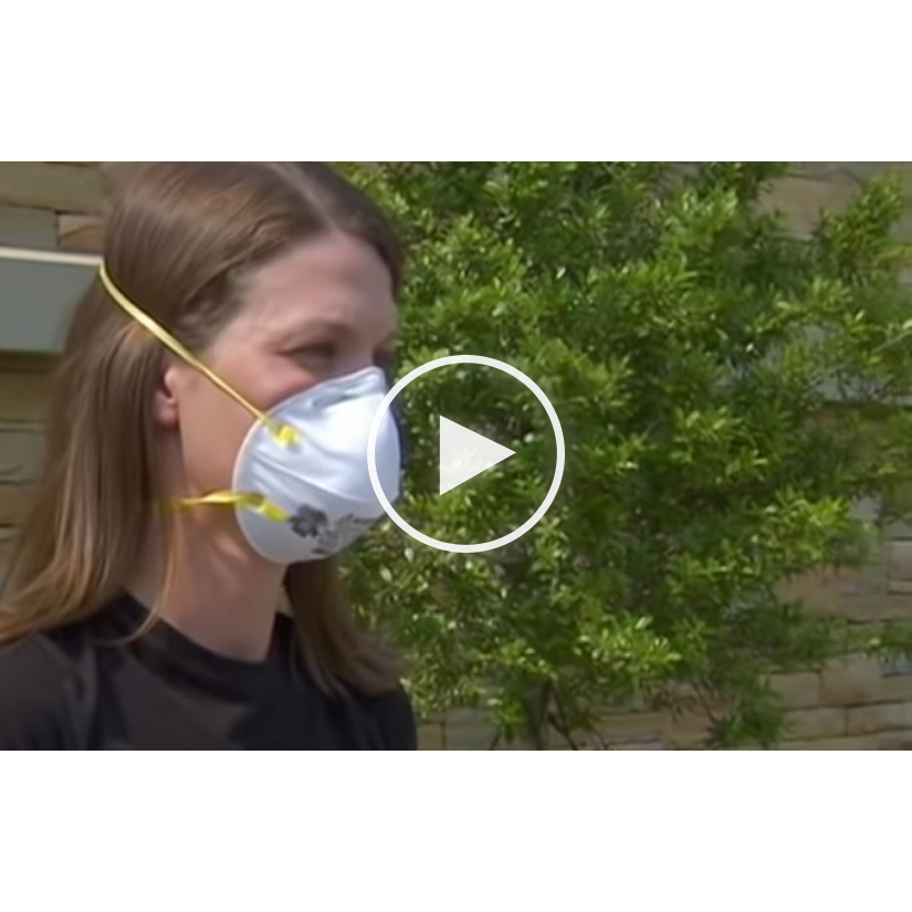 CDC: N95 Mask Fit Testing