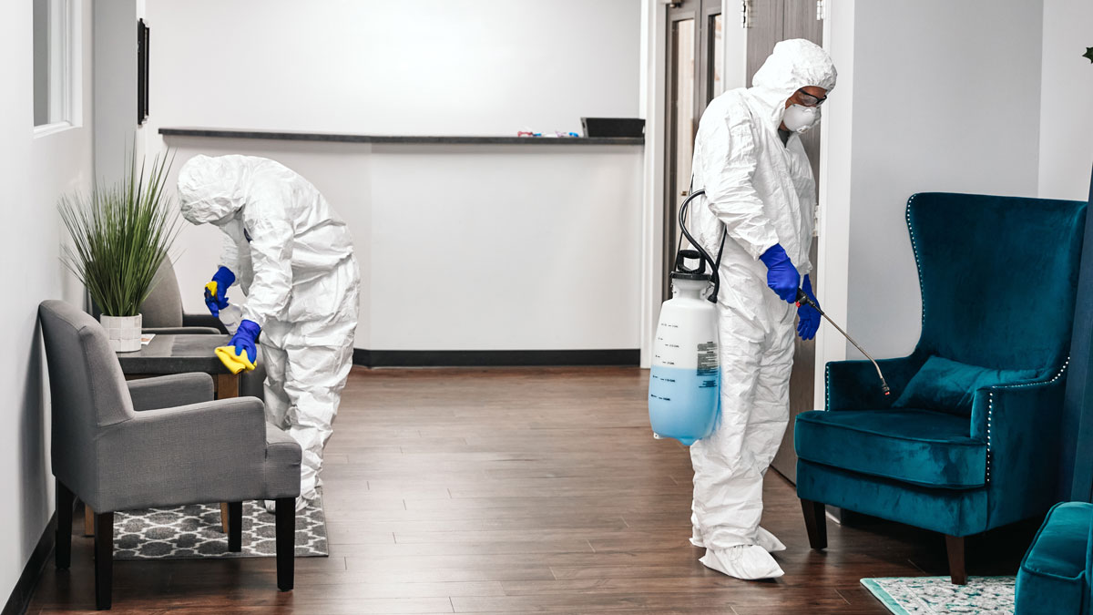 Webinar: Best Practices to Clean and Disinfect Senior Living Facilities in the COVID-19 Environment