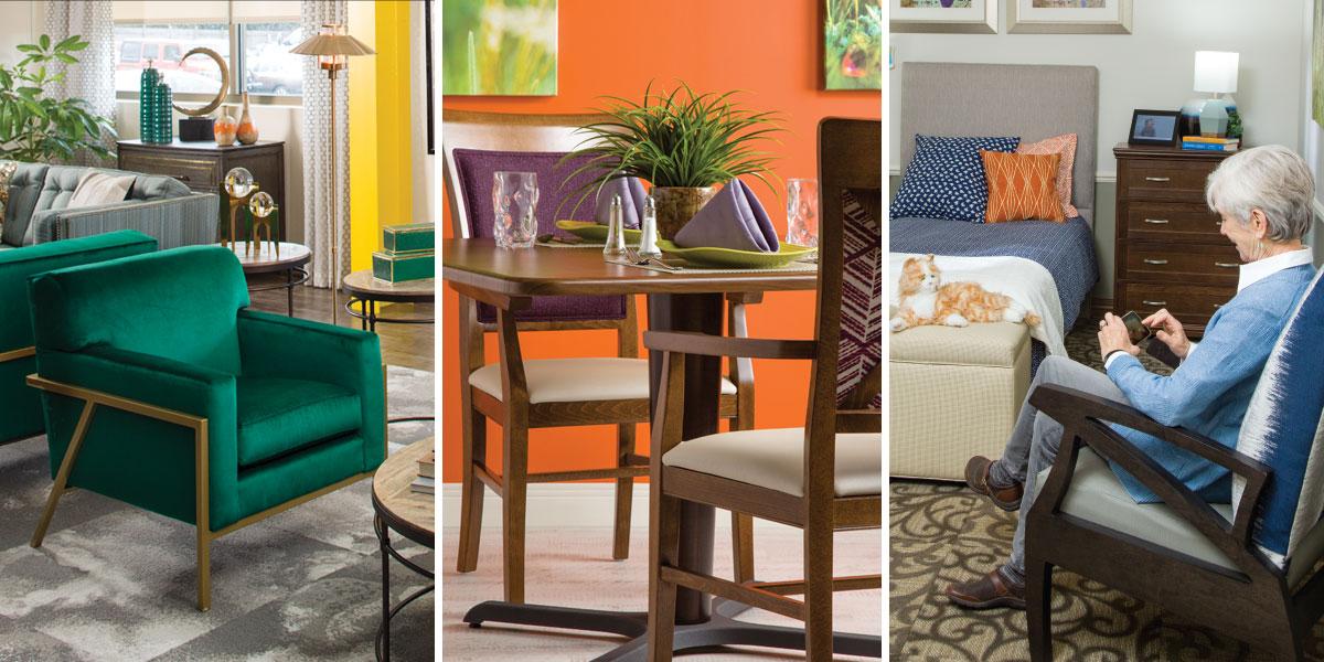 Webinar: Make an Impression with Senior Living Design Trends