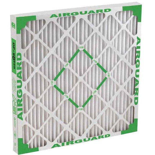 MERV Filter Indoor Air Quality COVID-19