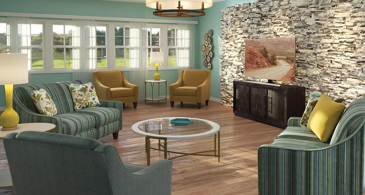 COVID-19 Tips: How to Refresh Your Senior Living Furniture on a Budget