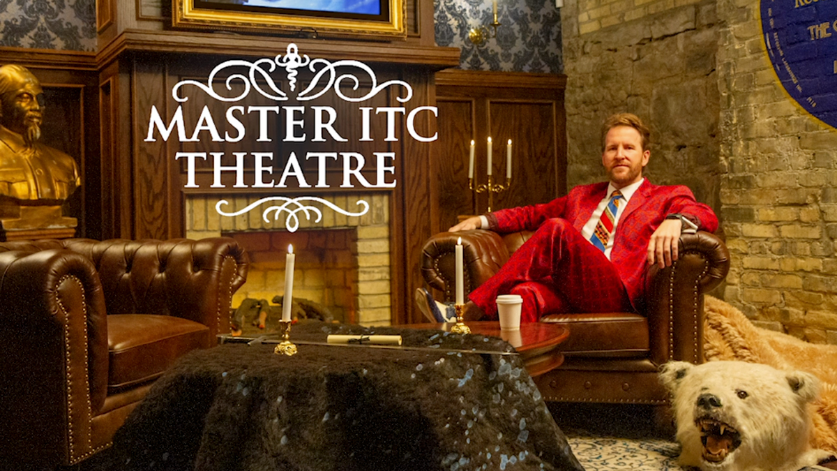 Master ITC Theatre Presents: Tom Paprocki and Direct Supply's John Lewis