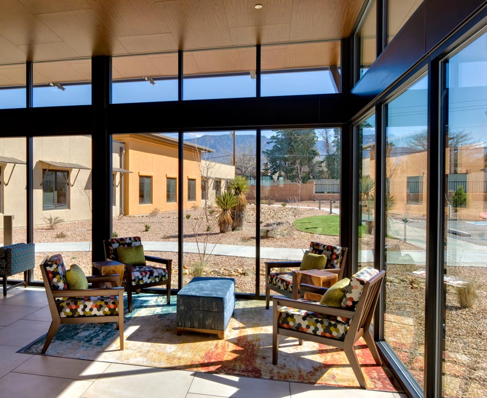 Biophilic Design in Senior Living