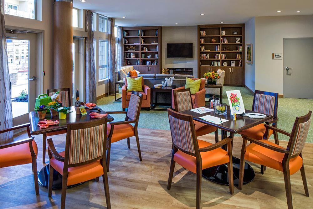 Concierge-Style Senior Living