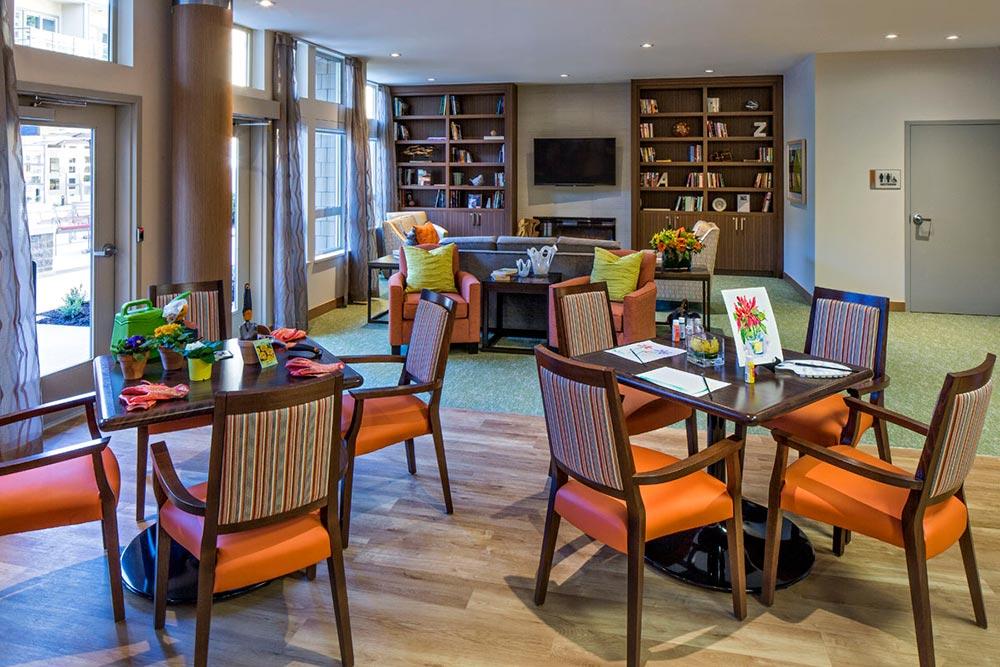Concierge-Style Senior Living