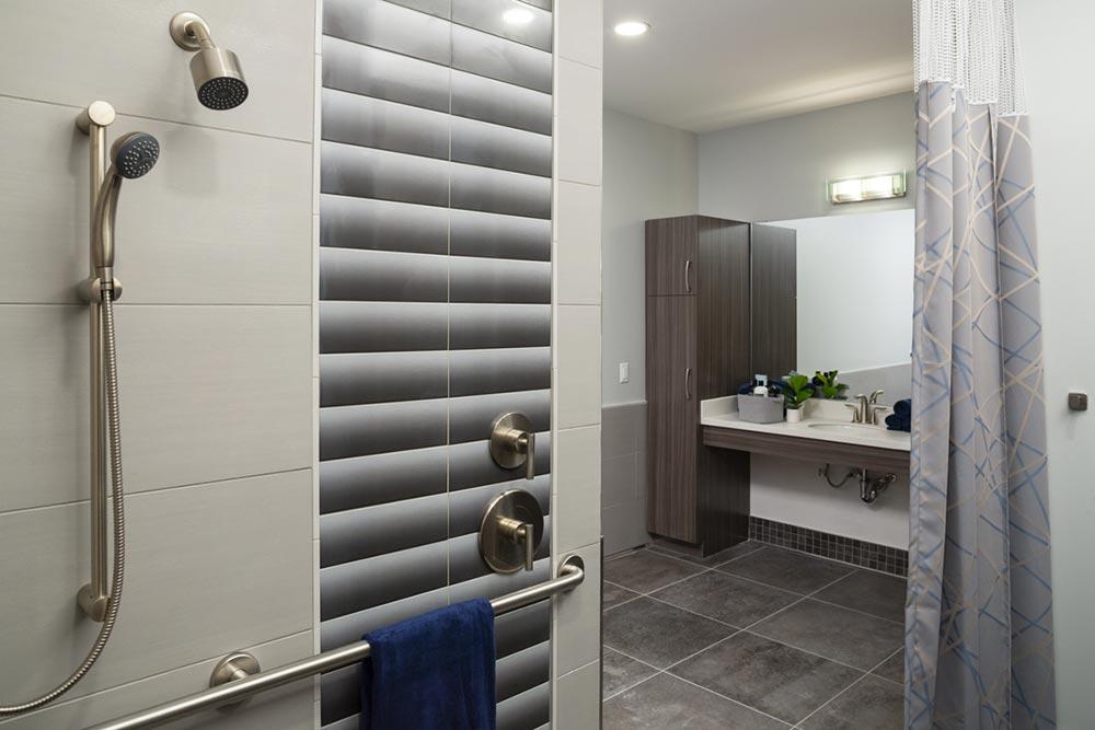 Senior Living Bathroom