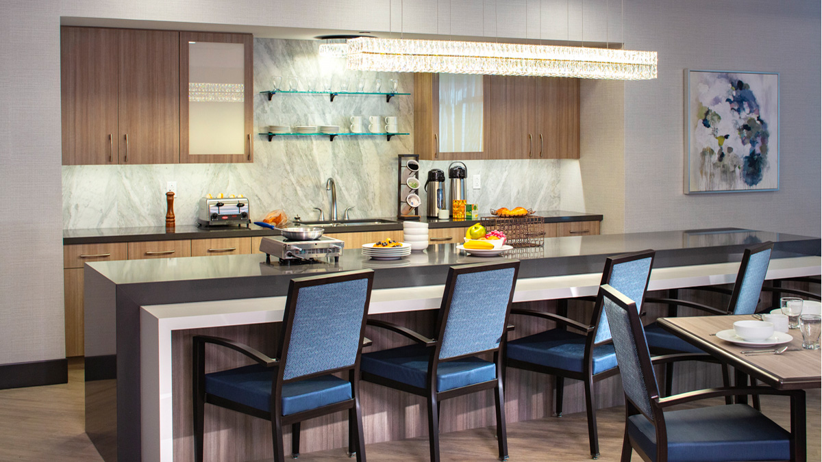 3 COVID-19 Design Strategies for Senior Living Staff Spaces