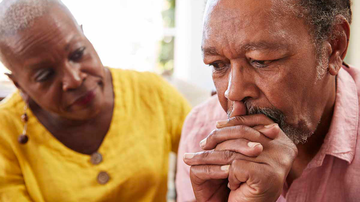 Depression in Older Adults: Signs, Symptoms and Treatment