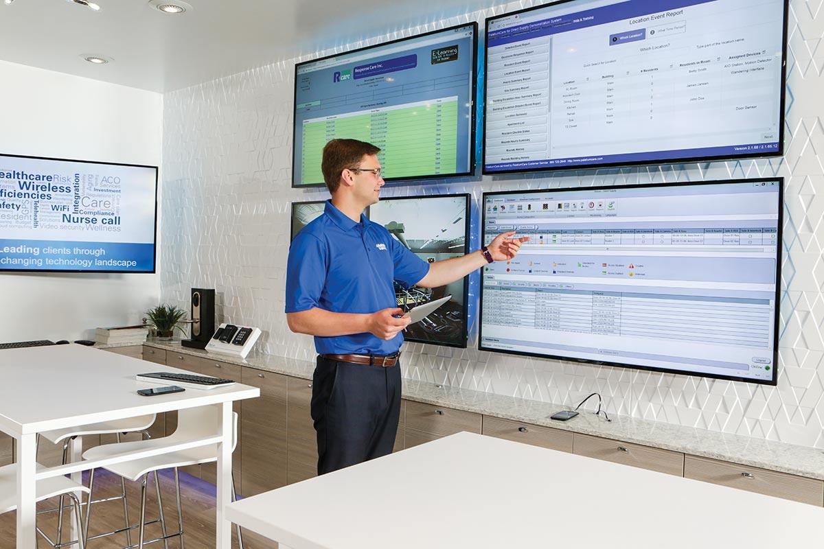 technology showroom