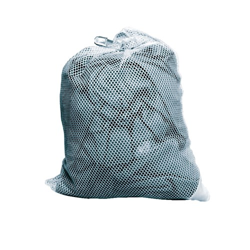 Mesh Commercial Laundry Bag with Clothing