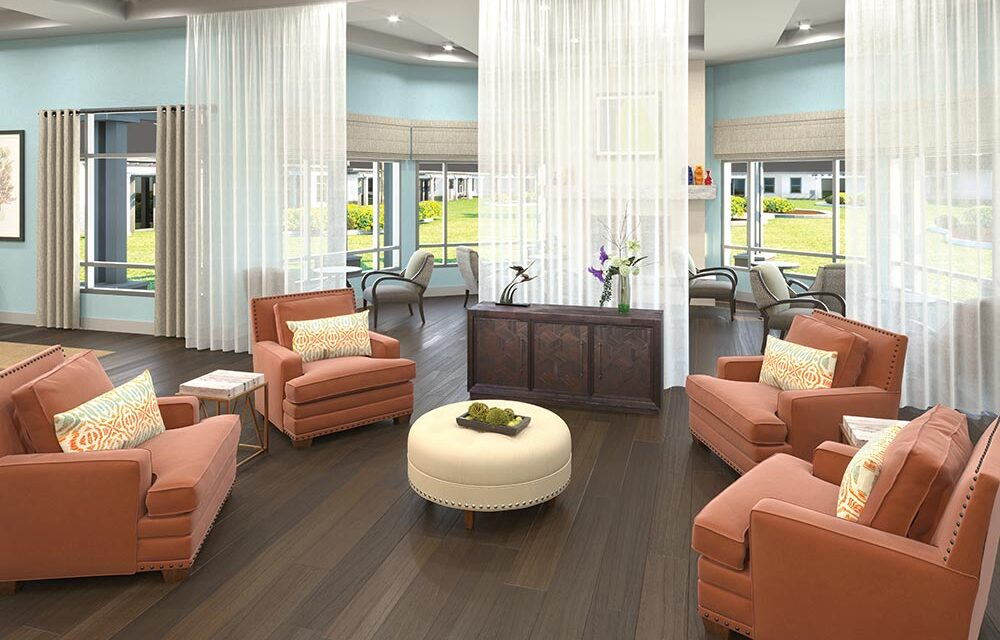 7 Senior Living Design Trends for 2021