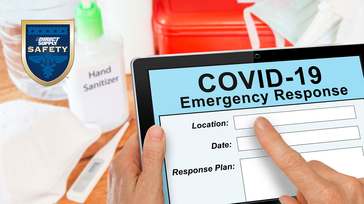 The Hierarchy of Controls: A 5-Step Approach to COVID-19 in Senior Living