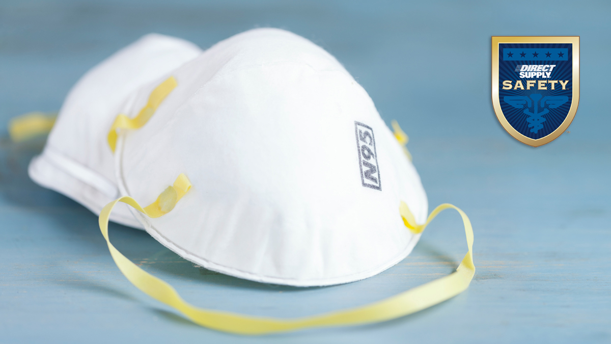 URGENT COVID-19 UPDATE: FDA Restricts N95 Respirator Decontamination and Reuse to Four Times