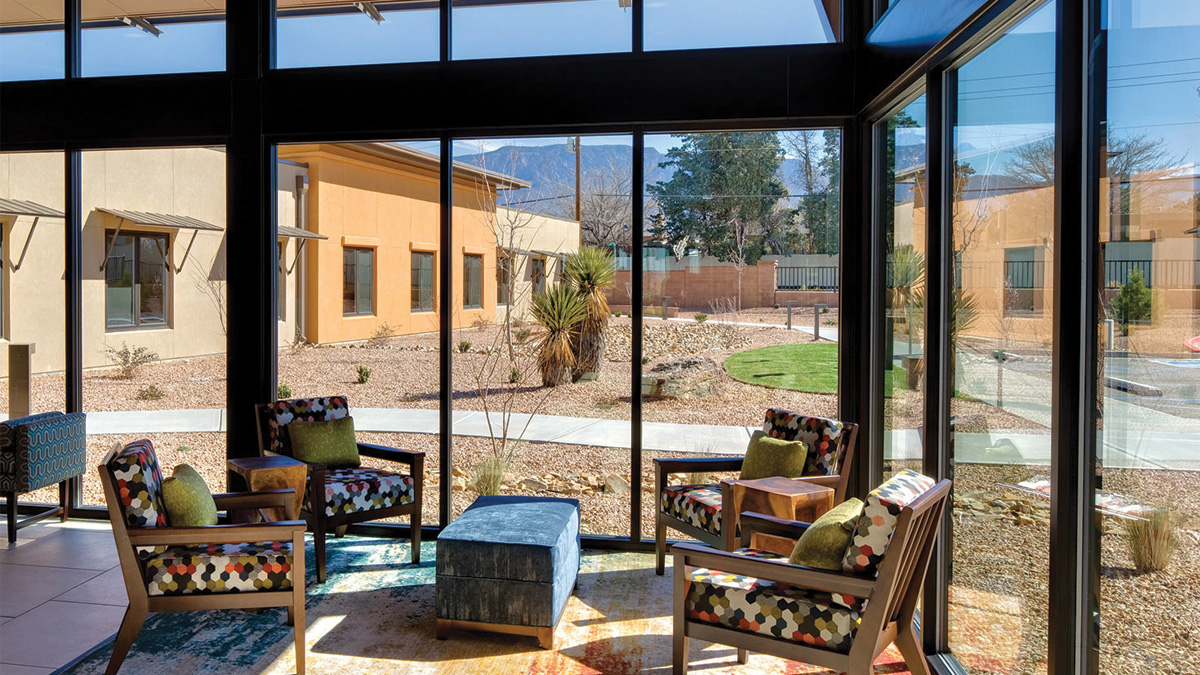 2021 Trends in Senior Living Design and Construction