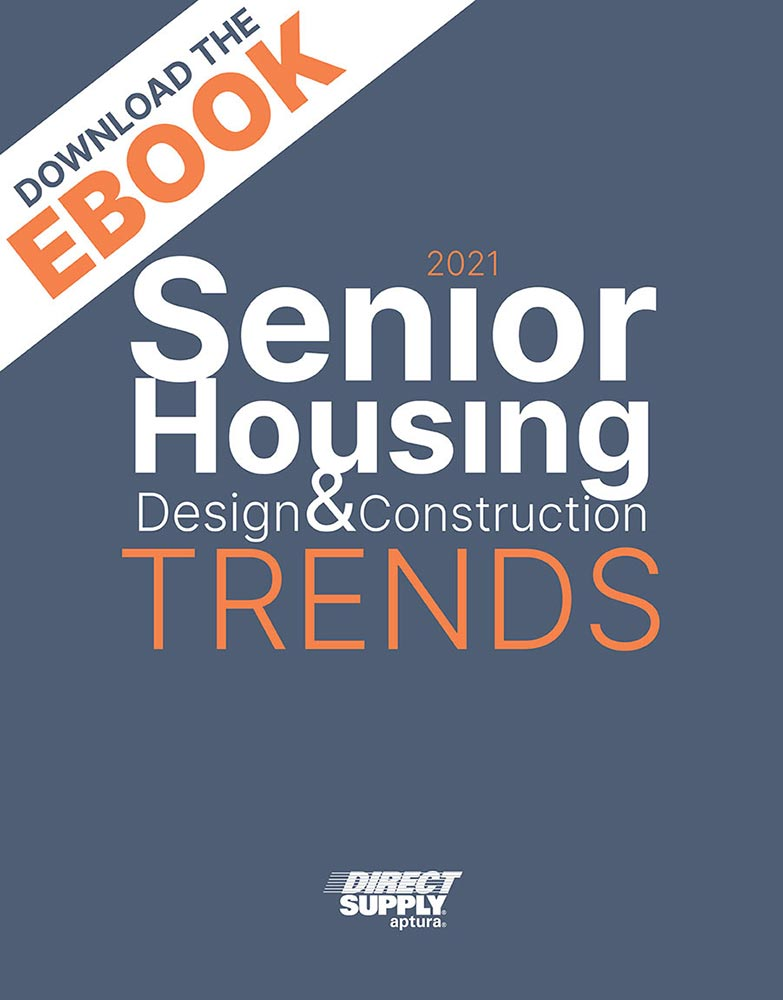 2021 Senior Living Design Trends Ebook