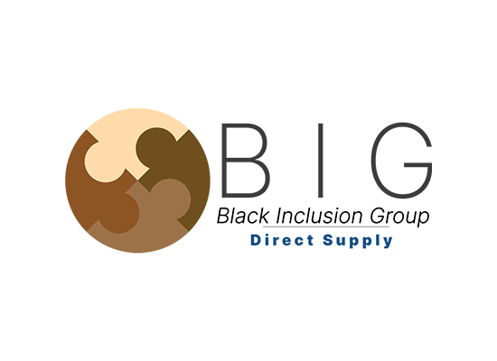 Direct Supply Black Inclusion Group logo