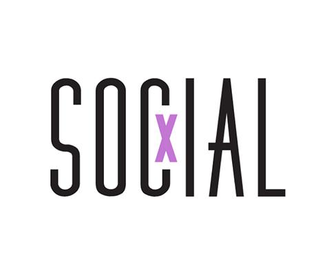 social x logo