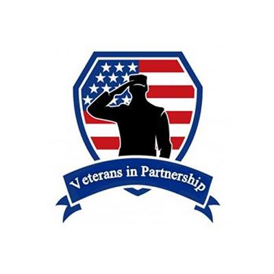 veterans in partnership logo