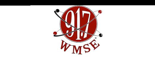 91.7 WMSE logo