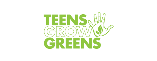 Teens Grow Greens logo