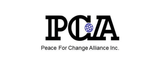 Peace For Change Alliance Inc. logo