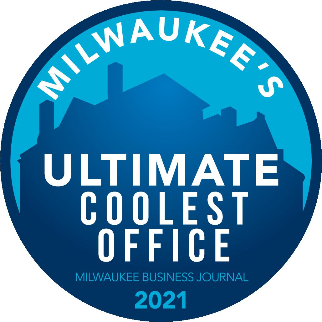 Milwaukee's Ultimate Coolest Office Winner 2021