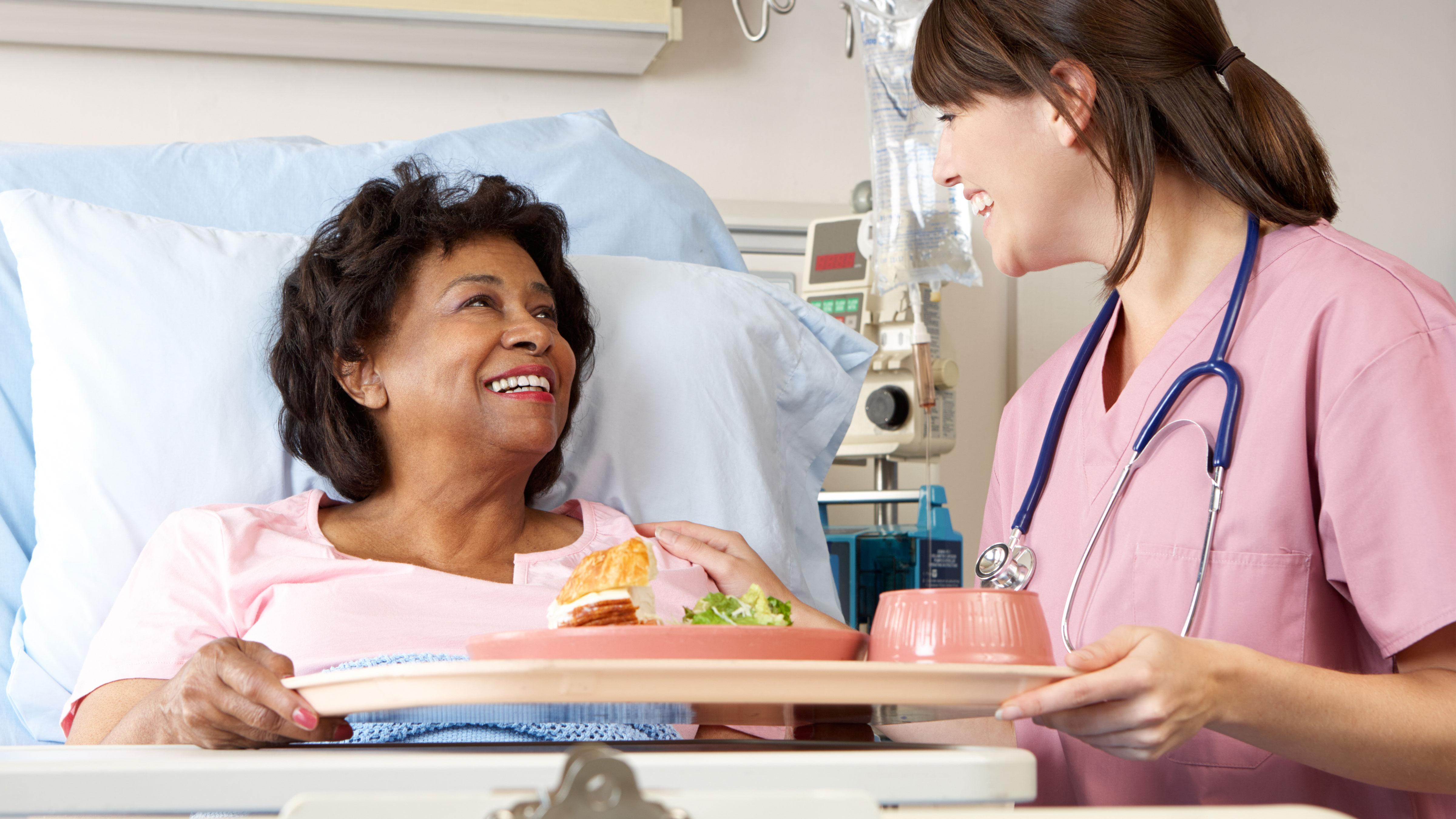 How to Prepare Food for Dysphagia Patients: Adopting IDDSI
