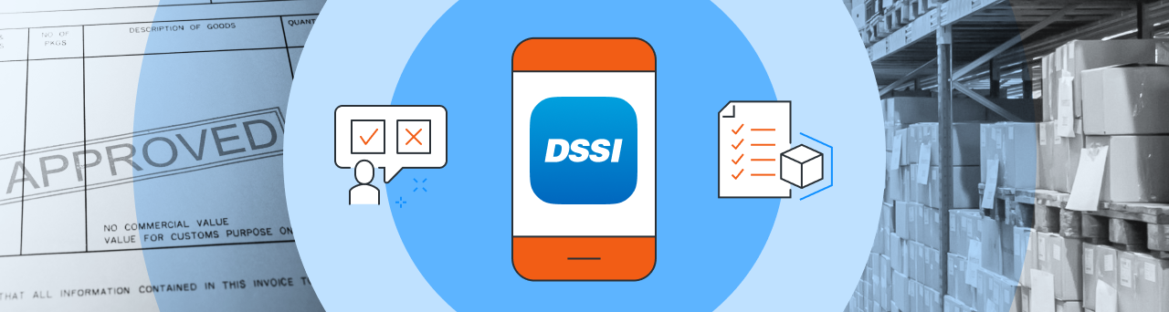 DSSI Mobile App - Approvals and Inventory