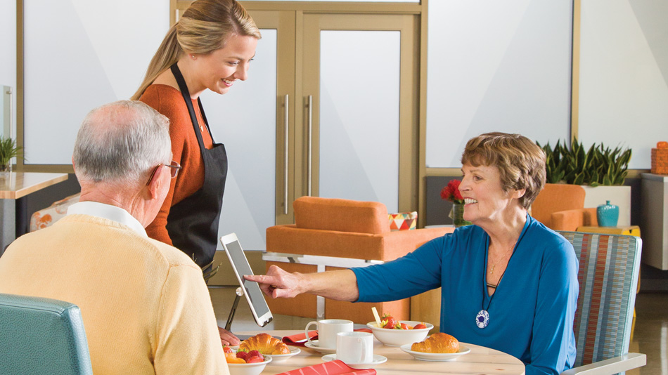 Incorporating Technology into Your Senior Living Interior Design